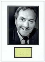 Dick Emery Autograph Signed